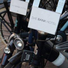 Отель The Bank Hotel Нидерланды, Амстердам - отзывы, цены и фото номеров - забронировать отель The Bank Hotel онлайн спортивное сооружение