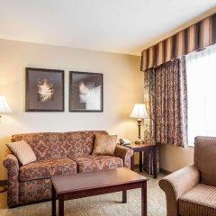 Отель Comfort Inn And Suites McMinnville комната для гостей