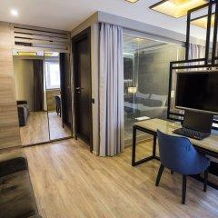 Отель Eden Garden Suites Белград комната для гостей фото 2