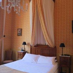 Отель Chateau De Verrieres Сомюр комната для гостей
