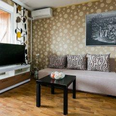 Апартаменты GM Sunny apartment in 15 min from Red Square комната для гостей фото 5