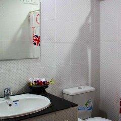 Отель Krabi City View Hotel Таиланд, Краби - отзывы, цены и фото номеров - забронировать отель Krabi City View Hotel онлайн ванная фото 2