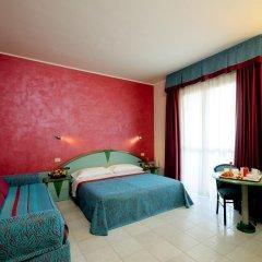 Отель Serena Majestic Hotel Residence Италия, Монтезильвано - отзывы, цены и фото номеров - забронировать отель Serena Majestic Hotel Residence онлайн комната для гостей фото 3