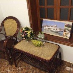 Hanoi Bluestar Hostel 2 Ханой интерьер отеля