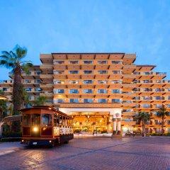 Отель Los Cabos Golf Resort, a VRI resort Мексика, Кабо-Сан-Лукас - отзывы, цены и фото номеров - забронировать отель Los Cabos Golf Resort, a VRI resort онлайн вид на фасад