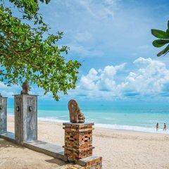 Отель Lanta Sand Resort & Spa пляж фото 2