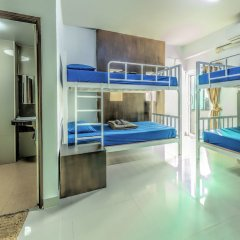Goldengate Guesthouse - Hostel фитнесс-зал