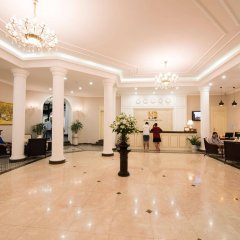 Hoa Binh Hotel интерьер отеля фото 3