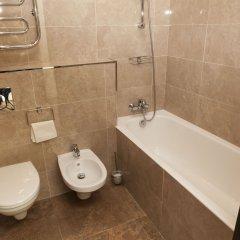 Апартаменты Gorki Apartments Domodedovo Москва ванная