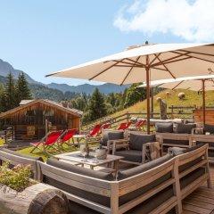 Hotel The Originals Borgo Eibn Mountain Lodge (ex Relais du Silence) Саурис бассейн фото 2
