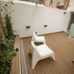Апартаменты Designer Apartment in one of Lisbon's Trendiest Quarters балкон