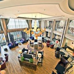 Отель Shanghai hongqiao airport argyle hotel Китай, Шанхай - отзывы, цены и фото номеров - забронировать отель Shanghai hongqiao airport argyle hotel онлайн фитнесс-зал
