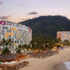 Отель Dreams Resort & Spa пляж