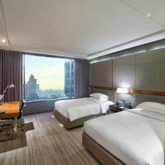 Отель Hilton Sukhumvit Bangkok Таиланд, Бангкок - отзывы, цены и фото номеров - забронировать отель Hilton Sukhumvit Bangkok онлайн комната для гостей фото 3