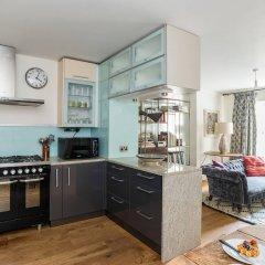 Отель Gorgeous 3BR home near Portobello Road! Великобритания, Лондон - отзывы, цены и фото номеров - забронировать отель Gorgeous 3BR home near Portobello Road! онлайн в номере фото 2