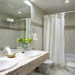 Отель Gaudi ванная