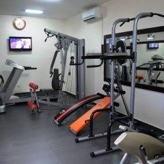 De Santos Hotel фитнесс-зал