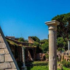 Отель Primus Roma Италия, Рим - отзывы, цены и фото номеров - забронировать отель Primus Roma онлайн бассейн фото 2