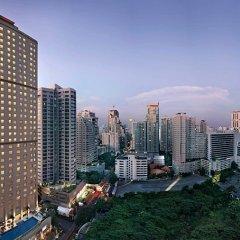 Отель Marriott Executive Apartments Bangkok, Sukhumvit Thonglor Таиланд, Бангкок - отзывы, цены и фото номеров - забронировать отель Marriott Executive Apartments Bangkok, Sukhumvit Thonglor онлайн фото 2