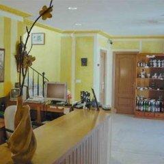 Отель Posada La Anjana интерьер отеля фото 2