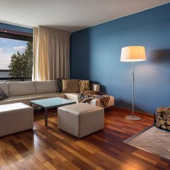 Отель Hilton Kalastajatorppa Хельсинки комната для гостей фото 3