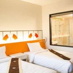 Отель iSanook Таиланд, Бангкок - 3 отзыва об отеле, цены и фото номеров - забронировать отель iSanook онлайн комната для гостей фото 5