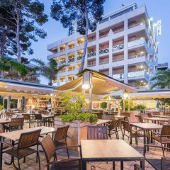 Отель Casablanca Playa Испания, Салоу - 1 отзыв об отеле, цены и фото номеров - забронировать отель Casablanca Playa онлайн питание фото 3