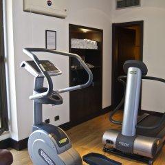 Отель Starhotels Ritz Италия, Милан - 9 отзывов об отеле, цены и фото номеров - забронировать отель Starhotels Ritz онлайн фитнесс-зал