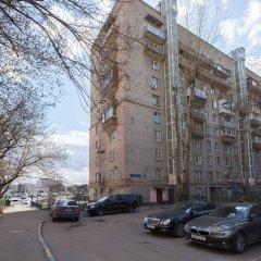Апартаменты Kvart Boutique City парковка