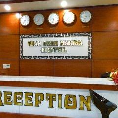 Отель Tuan Chau Marina Hotel Вьетнам, Халонг - отзывы, цены и фото номеров - забронировать отель Tuan Chau Marina Hotel онлайн интерьер отеля фото 2