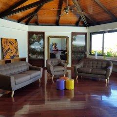 Отель Villa Riviera - Tahiti Французская Полинезия, Пунаауиа - отзывы, цены и фото номеров - забронировать отель Villa Riviera - Tahiti онлайн комната для гостей фото 3