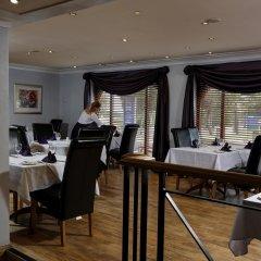 Best Western Widnes Halton Everglades Park Hotel питание