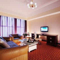 Xihe Fengrun Hotel комната для гостей фото 4
