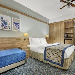 Отель La Blanche Island Bodrum - All Inclusive комната для гостей фото 5