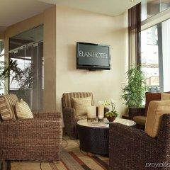 Отель Elan Hotel США, Лос-Анджелес - отзывы, цены и фото номеров - забронировать отель Elan Hotel онлайн спа