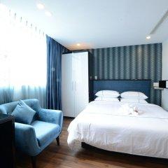 Hanoi Emerald Waters Hotel & Spa комната для гостей