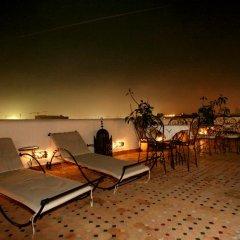 Отель Dar El Kébira Марокко, Рабат - отзывы, цены и фото номеров - забронировать отель Dar El Kébira онлайн бассейн фото 2