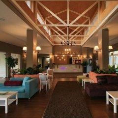 Отель Blue Orange Beach Resort интерьер отеля фото 2
