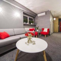 Апартаменты Mosquito Silesia Apartments Катовице интерьер отеля