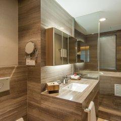Отель Ascott Maillen Shenzhen Китай, Шэньчжэнь - отзывы, цены и фото номеров - забронировать отель Ascott Maillen Shenzhen онлайн ванная