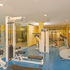 Hotel Fergus Club Vell Mari фитнесс-зал