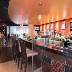 Отель Holiday Inn Washington-Capitol гостиничный бар