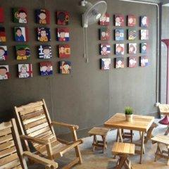 Mile Map Hostel Бангкок питание фото 2
