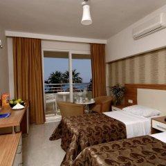 Отель Panorama Аланья комната для гостей фото 2