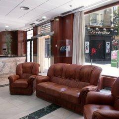 Отель MADRISOL Мадрид интерьер отеля