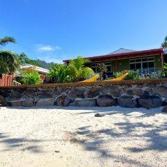Отель Fare Taina Nui Муреа пляж фото 2