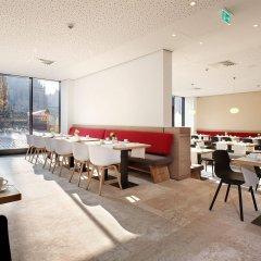 Отель Sorat Hotel Saxx Nürnberg Германия, Нюрнберг - отзывы, цены и фото номеров - забронировать отель Sorat Hotel Saxx Nürnberg онлайн питание фото 2