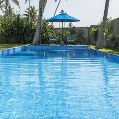 Отель Saffron & Blue - an elite haven бассейн фото 2