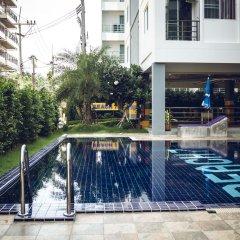 Отель Beach 7 Condo by GrandisVillas бассейн