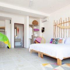 Отель Dewl Studios & Residences - The Kahlo Мексика, Плая-дель-Кармен - отзывы, цены и фото номеров - забронировать отель Dewl Studios & Residences - The Kahlo онлайн детские мероприятия